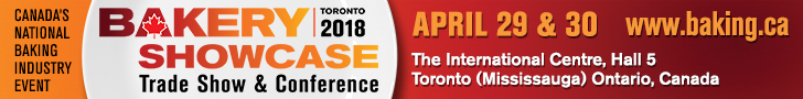 Come visit the AFLs booth, #458, at the 2018 Bakery Showcase from April 29th to 30th, 2018.